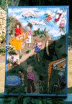 Dame Catherine Harpur School Well Dressing