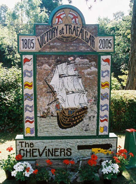Belper 2005 - Cheviners' Well Dressing