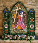 St Mary & All Saints Church Well Dressing