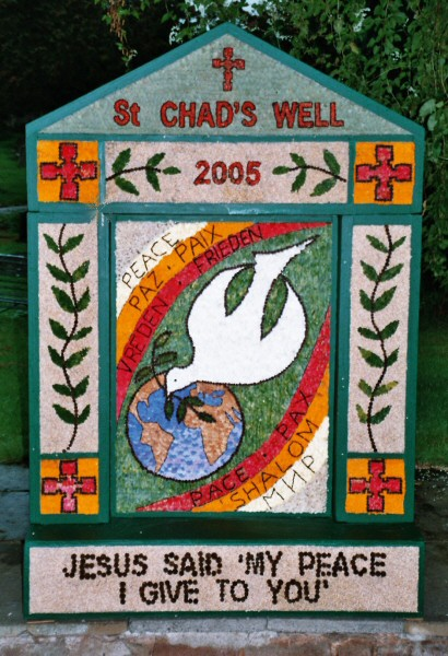 Lichfield 2005 - Main Well Dressing