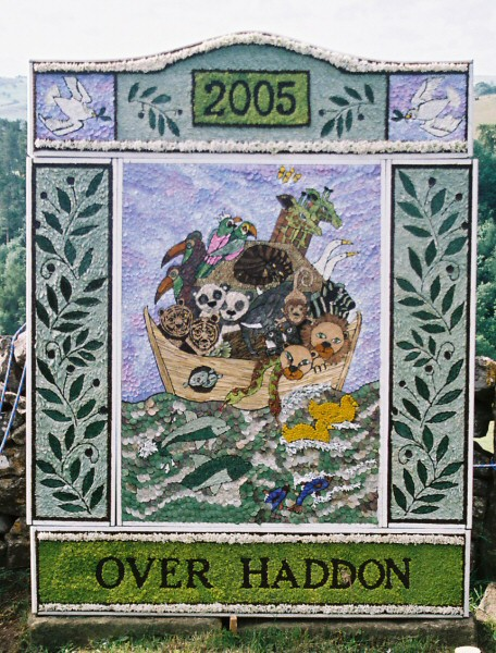 Over Haddon 2005 - Adult Well Dressing