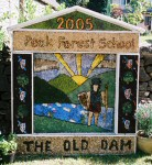 Old Dam Well Dressing