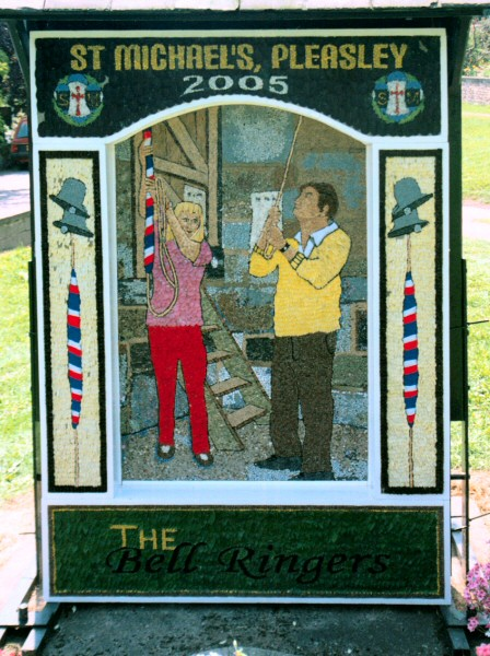 Pleasley 2005 - Main Well Dressing