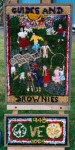 Guides & Brownies Well Dressing