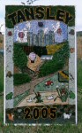 Holly Lane Well Dressing