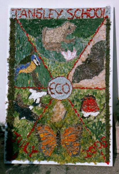 Tansley 2005 - Primary School Well Dressing