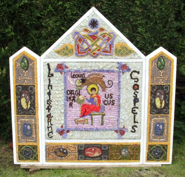 Brackenfield 2006 - Methodist Church Well Dressing