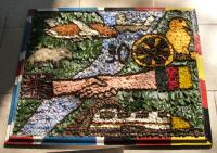 Silverhill Primary School Years 5 & 6 Well Dressing (1)