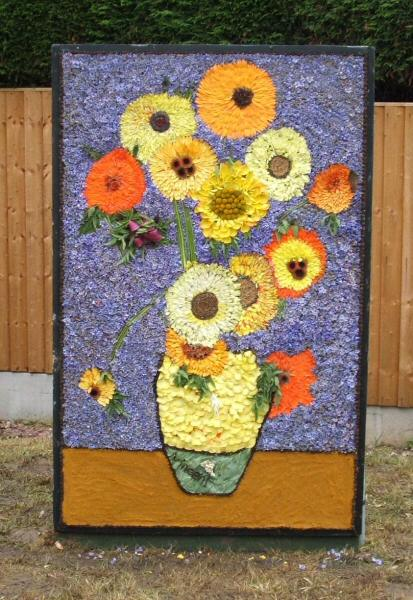 Etwall 2006 - Friends of the Scouts Well Dressing
