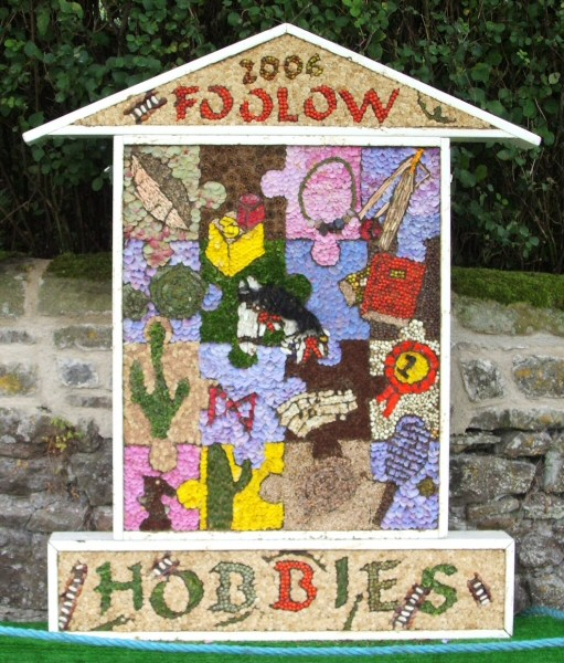 Foolow 2006 - Children's Well Dressing