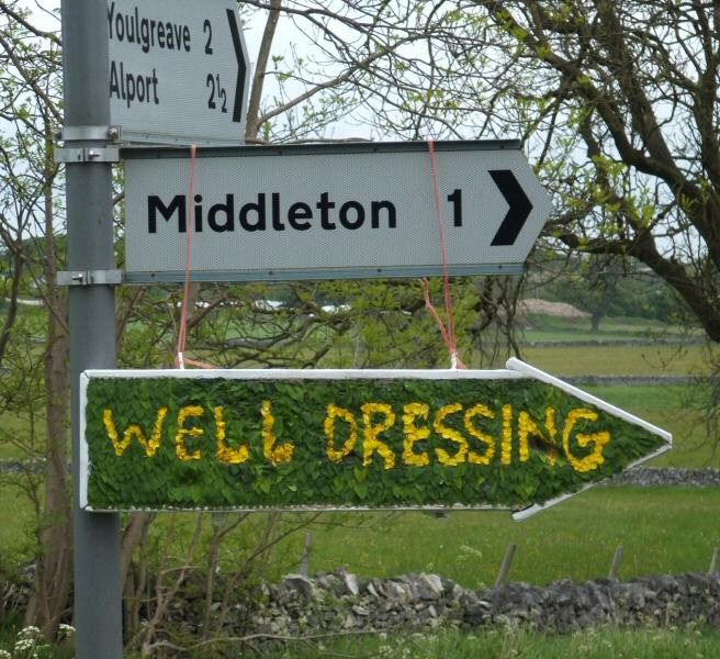 Middleton by Youlgrave 2006 - Fingerboard, north of village