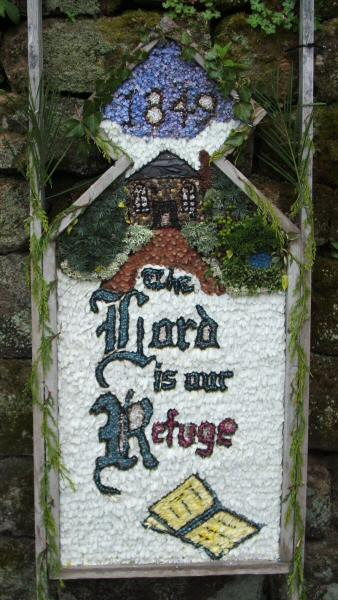 Milford 2006 - Chevin Road Baptist Chapel Well Dressing