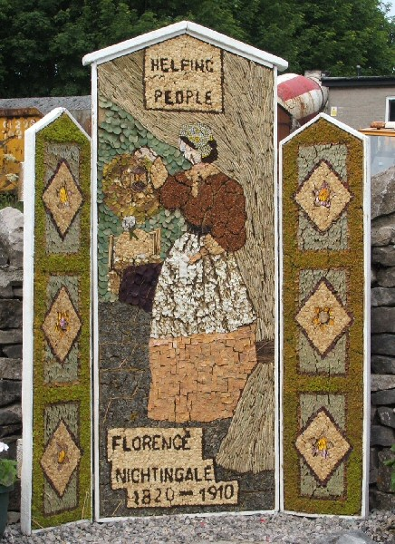 Peak Forest 2006 - Village Pump Well Dressing