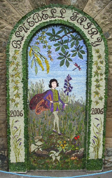 Rowsley 2006 - Main Well Dressing