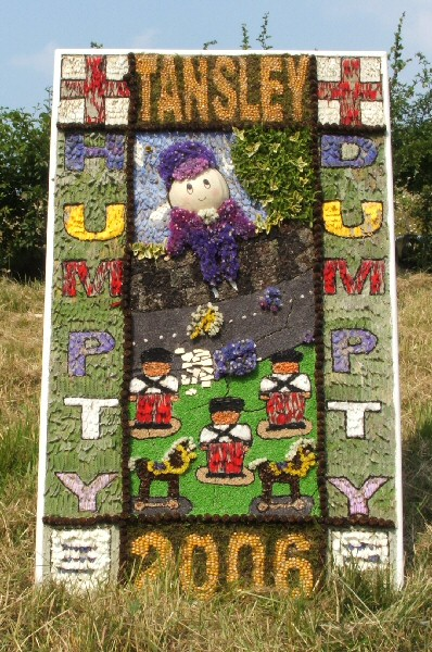Tansley 2006 - Holly Lane Well Dressing