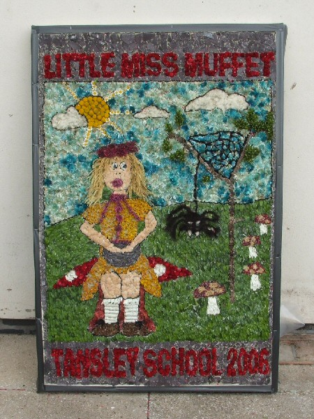 Tansley 2006 - Primary School Well Dressing