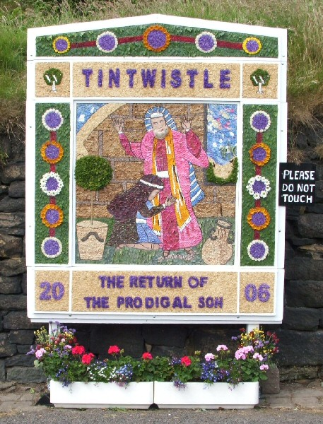 Tintwistle 2006 - Old Road Well