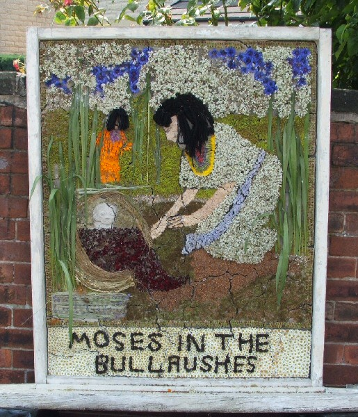 Old Tupton 2006 - Royal Oak Well Dressing