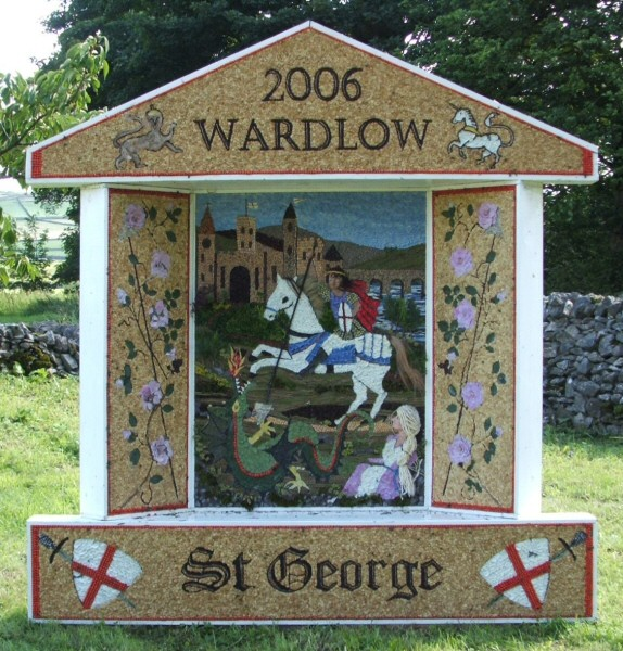 Wardlow 2006 - Village Well Dressing