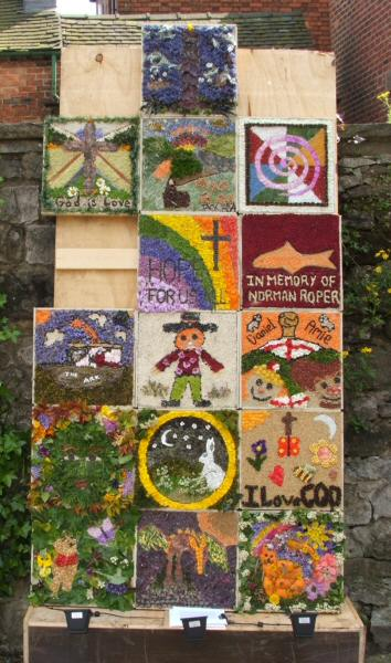 Wirksworth 2006 - Community Well Dressing