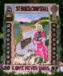 Church Car Park Well Dressing