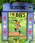 Scouts Well Dressing