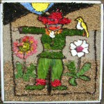 Well Dressing Demonstration Board