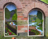 Old Reading Room Well Dressing