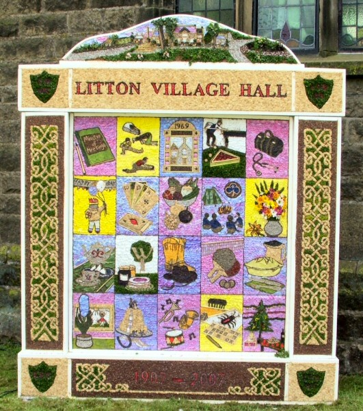 Litton 2007 - Methodist Church Well Dressing