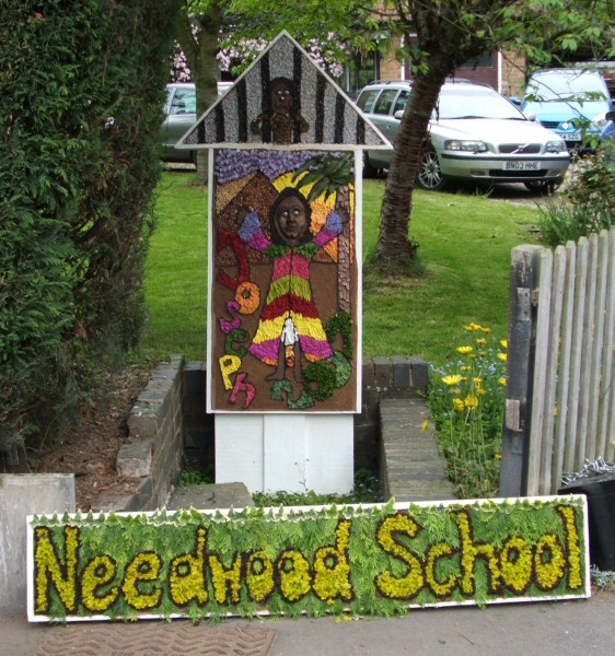 Newborough 2007 - Needwood School Well