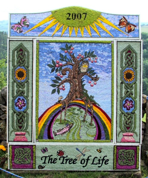 Over Haddon 2007 - Adult Well Dressing