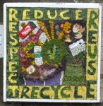 Penistone Grammar School Well Dressing