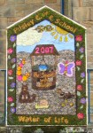 Pilsley School Well Dressing
