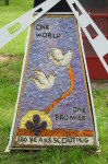 Windmill Well Dressing