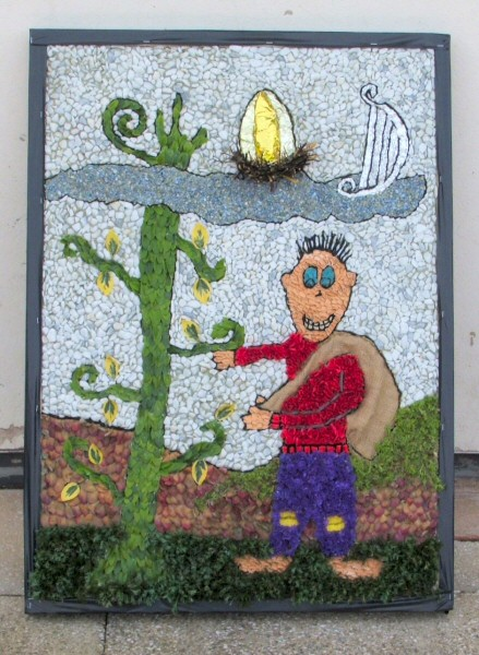 Tansley 2007 - Primary School Well Dressing