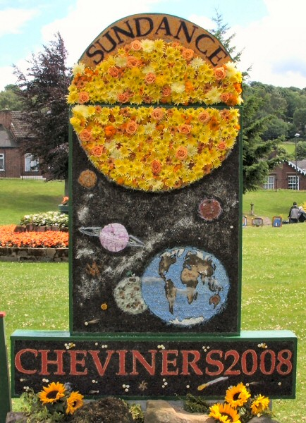 Belper 2008 - Cheviners' Well Dressing