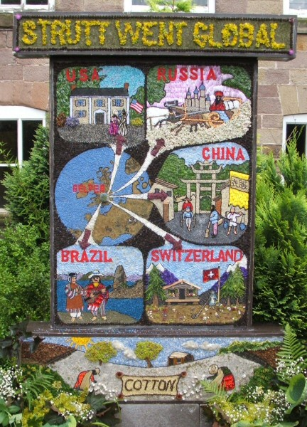 Belper 2008 - North Mill Well Dressing