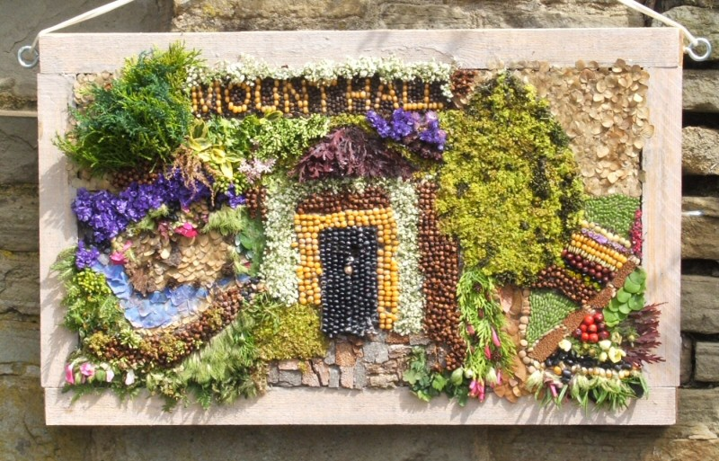 Bollington 2008 - Mount Hall Well Dressing