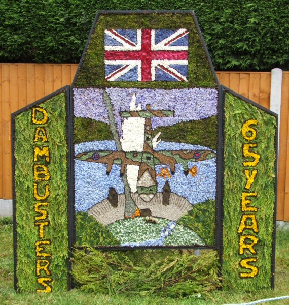 Etwall 2008 - Friends of the Scouts Well Dressing