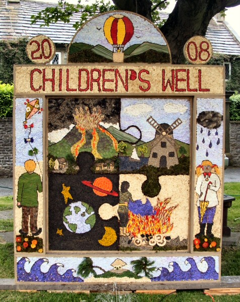Litton 2008 - Children's Well Dressing