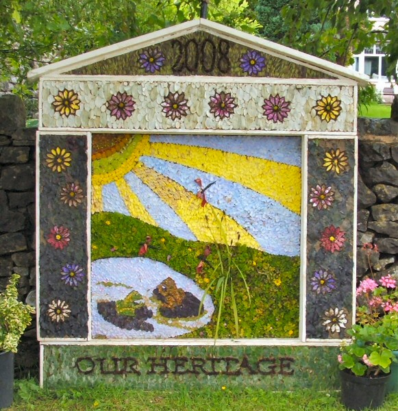 Peak Forest 2008 - Old Dam Well Dressing