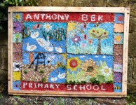 Anthony Bek Primary School Well Dressing