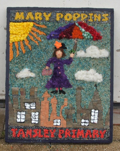 Tansley 2008 - Primary School Well Dressing