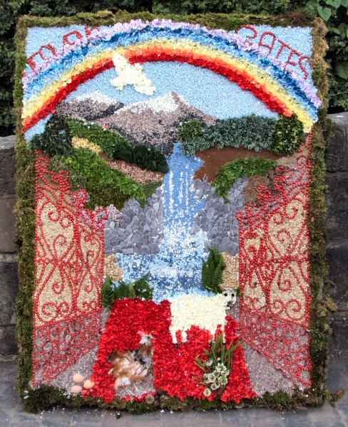 Upper Tean 2008 - Village Pump Well Dressing