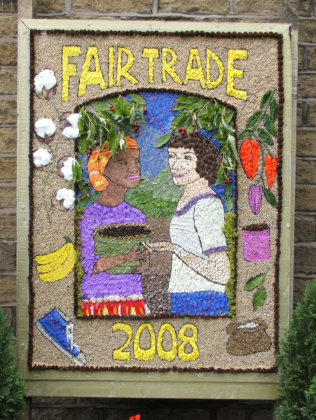 Whaley Bridge 2008 - Uniting Church Well Dressing