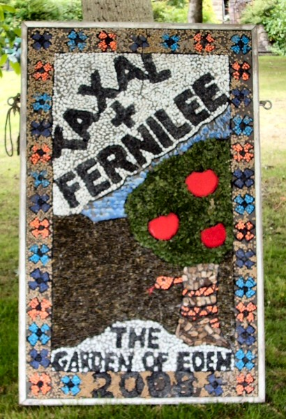 Whaley Bridge 2008 - Taxal & Fernilee School Well Dressing