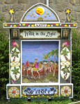 Reading Room Well Dressing