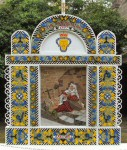 Garden of Remembrance Well Dressing