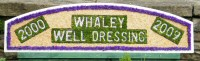 Additional Well Dressing at Canal Basin (Whaley Well Dressing 2000-2009)