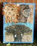 Guides' Well Dressing (3)